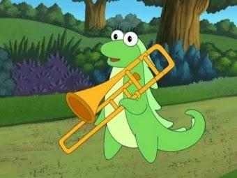 Dora rettet die Musik