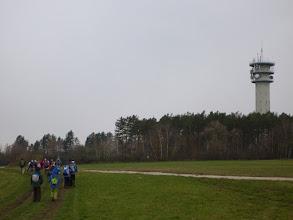Photo: Další vysílač u Chloumku.