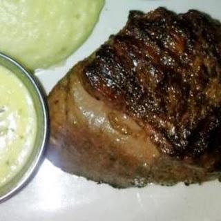 Ruth's Chris Steak House Petite Filet.
