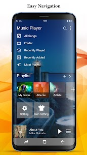 Music Player – MP3 Player, Free Music App  Download For Android 4
