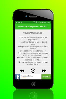 Chayanne Canciones Musica - screenshot