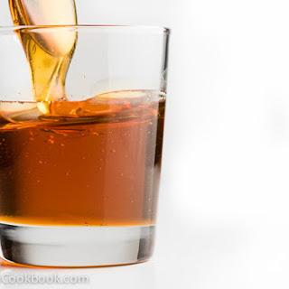 Homemade Golden Syrup (转化糖浆, Invert Sugar Syrup)