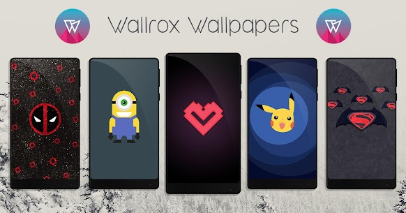 Wallrox Wallpapers 🔥 App Download for Android 3