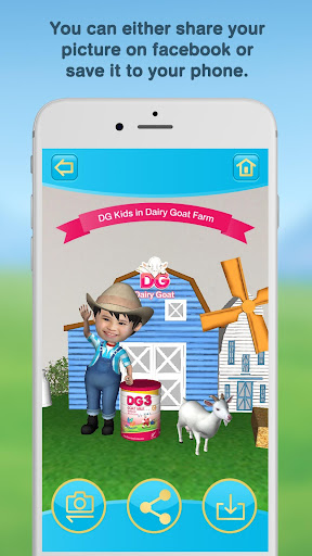 (APK) تحميل لالروبوت / PC DG Dairy Goat تطبيقات screenshot