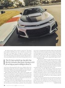 Road & Track Magazine- screenshot thumbnail