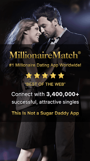 The Largest Millionaire League Singles Dating App 6.3.4 screenshots 1