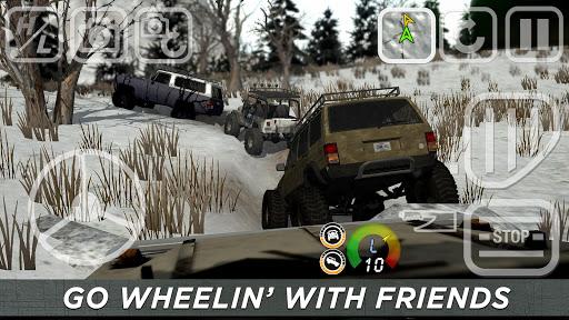 4x4 Mania: SUV Racing apkslow screenshots 2