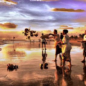 Kuta by Herry Wibowo - Landscapes Beaches