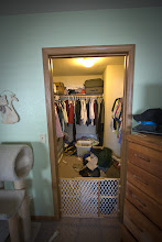 Photo: Master bedroom includes HUGE walk in closet and own bathroom