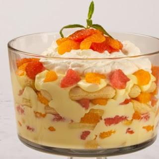 Mandarin Orange Trifle Recipes