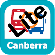 Transport Now lite Canberra - bus and lightrail