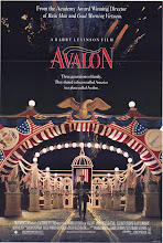 """Photo: Barry Levinson Film """"Avalon"""" Movie Poster - included scenes filmed at Hollins Market"""
