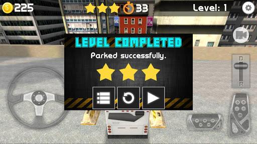 Bus Parking 3D 3.6 screenshots 5