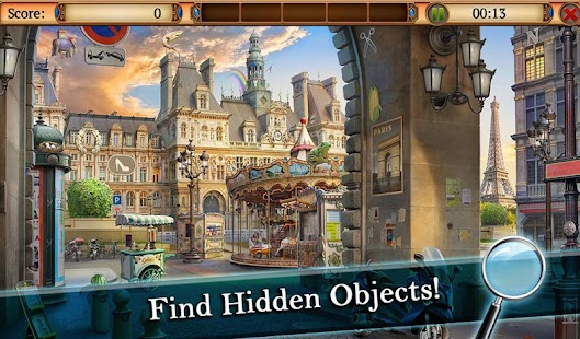 Mystery Society 2: Free Hidden Objects Games - náhled