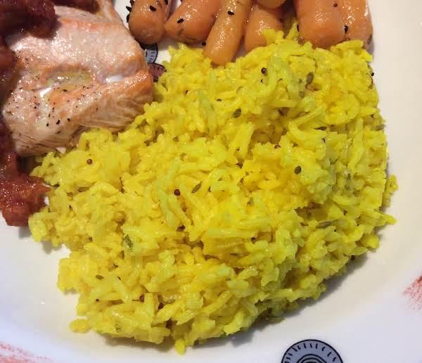 Lemon Basmati Rice Recipe