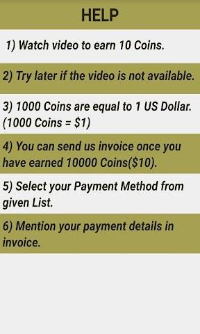android Real Money Earning Screenshot 11