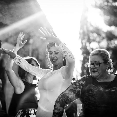 Wedding photographer Daniel Villalobos (fotosurmalaga). Photo of 09.12.2017