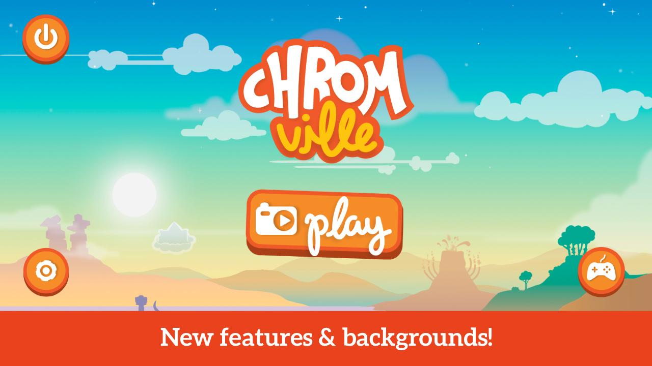 Chromville- screenshot