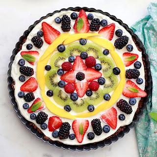 Easy Breakfast Fruit Tart