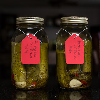 Simply Good Dill Pickles | Preserving Your Summer!