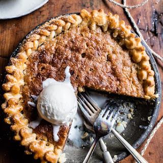 Gooey Chocolate Chip Cookie Pie.