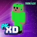 Skins PK XD For MCPE icon