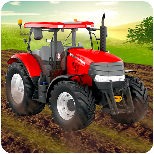 Real Offroad Tractor Farming - Simulator Drive