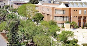 Campus de la UAL en La Cañada.