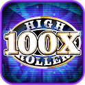 Triple 100x High Roller Slots icon