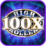 Triple 100x High Roller Slots Apk