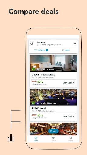 trivago: Hotels & Travel screenshot