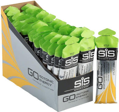 Science In Sport GO Isotonic Energy Gel, Box of 30 alternate image 4