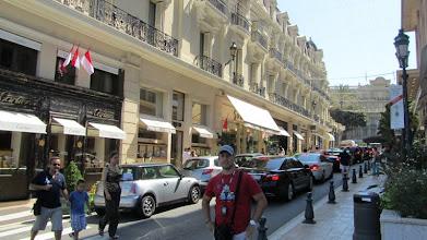 Photo: La calle Princesse Grace. La calle más cara del mundo