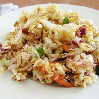 Crunchy Ramen Asian Slaw Recipe
