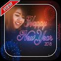 Happy New Year Photo Frames - Photo Editor icon
