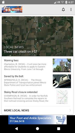 WCIA News App screenshots 1