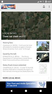 WCIA News IllinoisHomepage.net - náhled