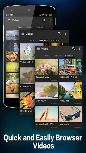 HD Video Player screenshot 4