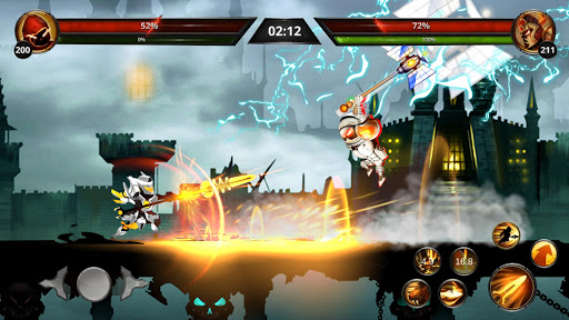 Stickman Legends: Shadow War Offline Fighting Game screenshots 11