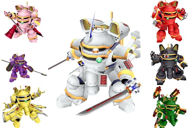 [Super Robot Taisen X-Ω] เตรียมพร้อมออกศึก สงครามซากุระเริ่มได้!