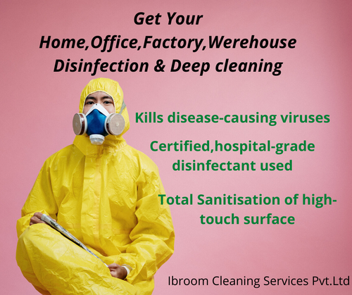 Home sanitation services