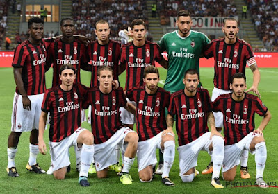 AC Milan blijft zich maar roeren op de transfermarkt