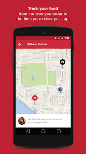 OrderUp - Your Food Delivered- screenshot thumbnail
