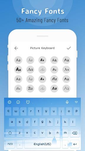 Picture keyboard - Keyboard App, Keyboard Theme 1.2 8