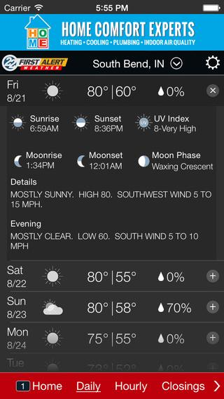 WSBTweather- screenshot