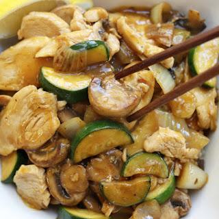 Lemon Chicken Stir Fry.