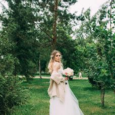 Wedding photographer Anastasiya Sluckaya (slutskaya). Photo of 25.08.2017
