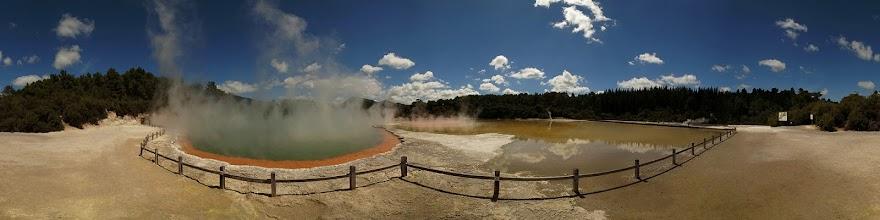 Photo: New Zealand, Northland, Roturoa, Wai-O-Tapu