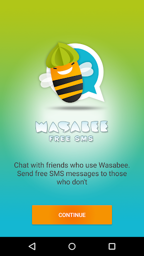 Wasabee Free SMS