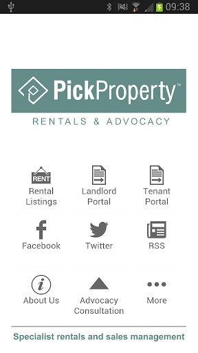 Pick Property